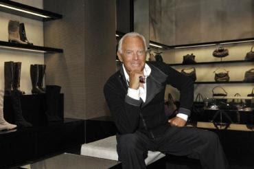 Armani estrena 2011 con un plan de acción definido para el mercado español.
