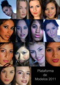 """Primera sesión de fotos """"PLATAFORMA DE MODELOS 2011"""""""