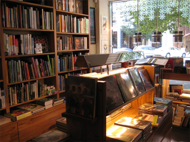 Bookshops In London
