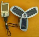 solar handset charger