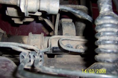 Ganti Engine Mounting