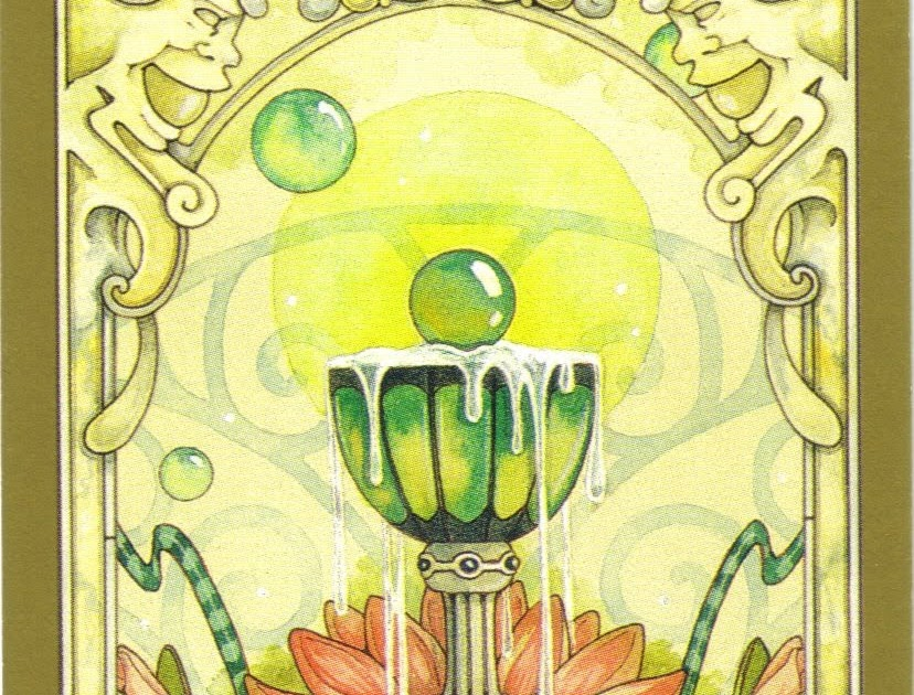 Wild Women of the Universe!: Intuitive Tuesday -- Ace of Cups