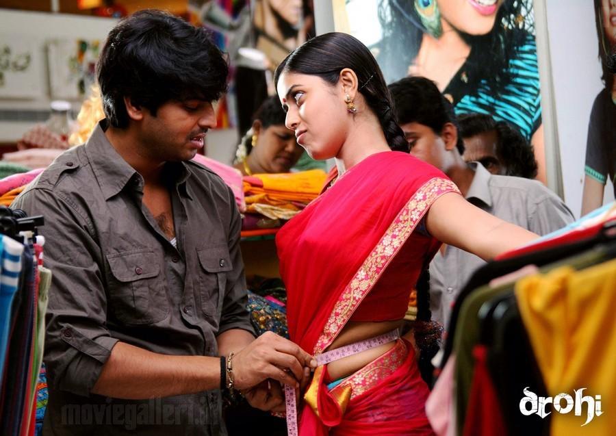 Srikanth Poorna Drohi Movie Stills