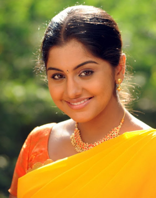 Meera Nandan-Suriya Nagaram Movie still