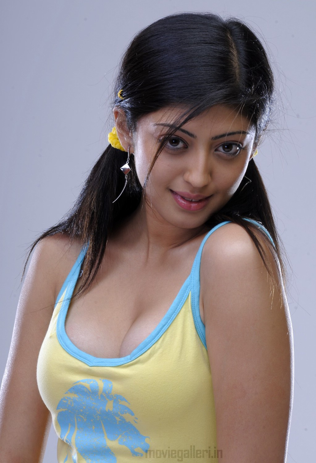 Test Telugu Actress Pranitha Hot Stills, Pranitha Actress -6272