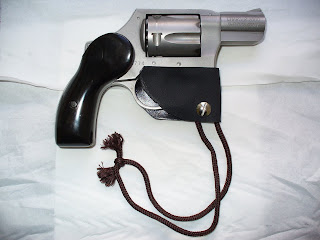 Hip Grip/Mexican Carry Trigger Holster