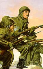 The Borinqueneers Of 65th Infantry Regiment American Heroes