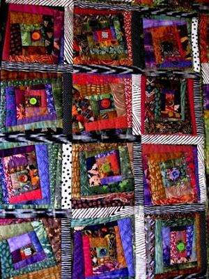 Crazy Quilt, 2007