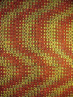 Echo weave in tencel