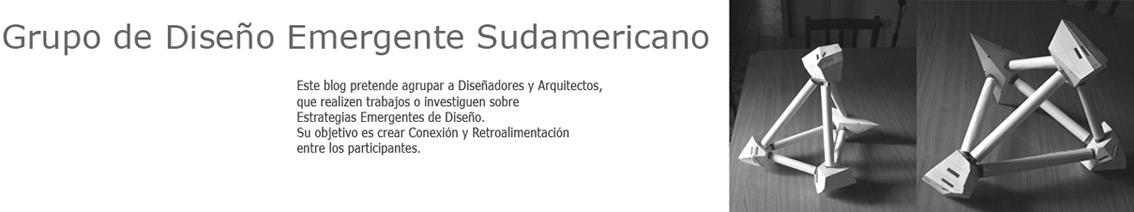 Grupo de Diseño Emergente Sudamericano