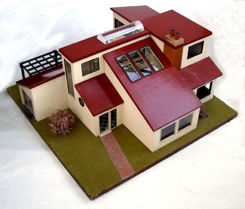 my vintage dollhouses: a modern dollhouse.now on ebay