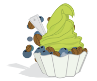 Android 2.2 official Froyo logo