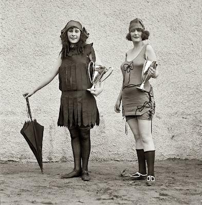 0cbdc4b4de Vintage Swimwear and Bathing Beauties - 1900 s - 1920 s