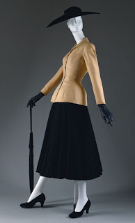 Christian Dior - The Bar Suit 1947