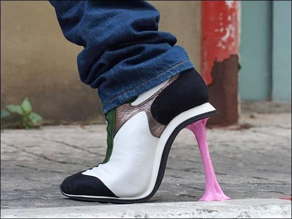 Lust Love Selebritys Unusual Shoes Design By Kobi Levy 30