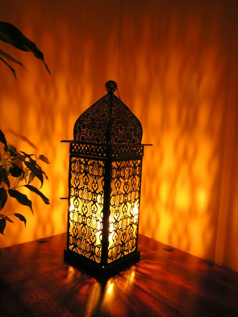 A Home Symphony Indian Lamps At Bhatik