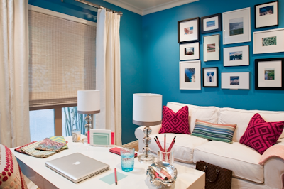 benjamin moore electric blue paint colors pinterest on blue office color id=12963