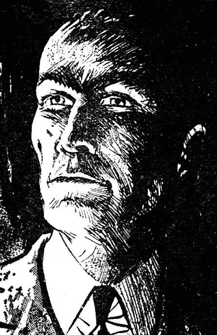 Italian Boy Name: British Comic Art: Victor Drago