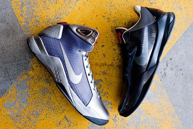 9b68d6d87d3b When Kobe Bryant appeared in a viral video jumping over a moving Aston  Martin in a pair of Hyperdunks