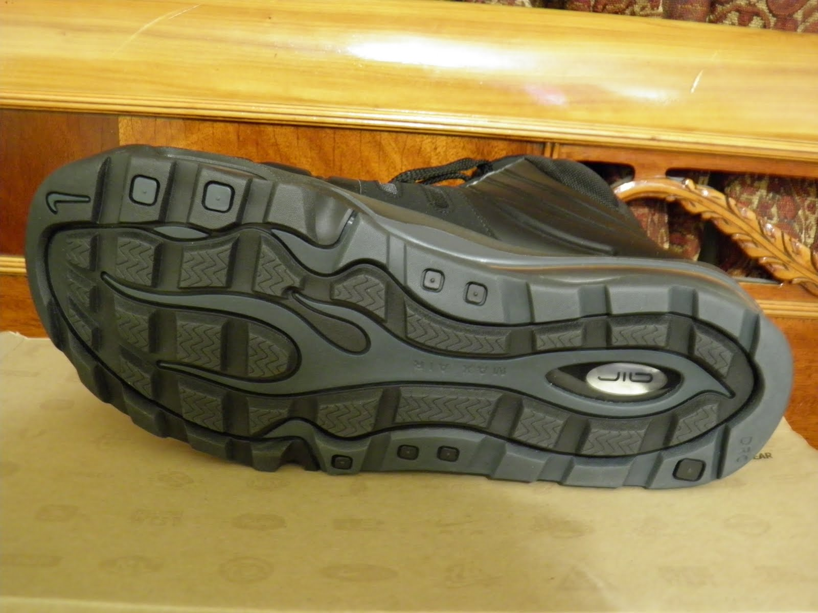 05535a4e6a8d1 KICK GAME   Nike Air Bakin Foamposite Boots- Starting To Hit Stores!
