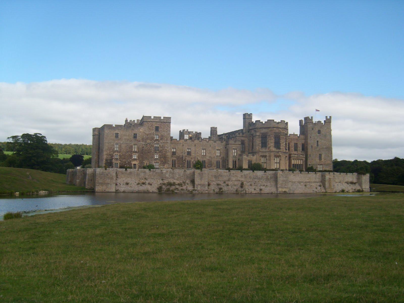 British History: Raby Castle Photos