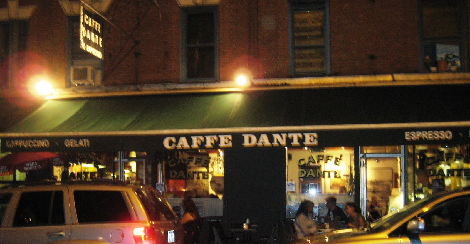 Caffe Dante   New York City   Honey, Whats Cooking