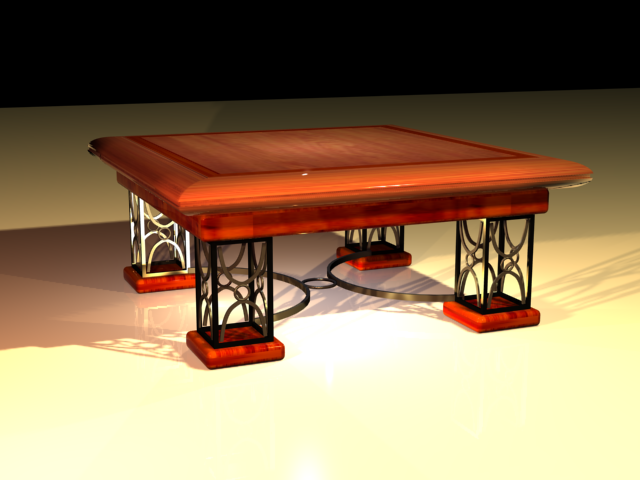 Mesa de centro patas met licas cuadrada mesa acero y - Patas metalicas para mesas ...
