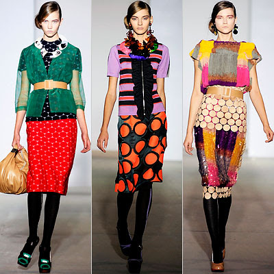 Marni: a label with a funky aesthetic