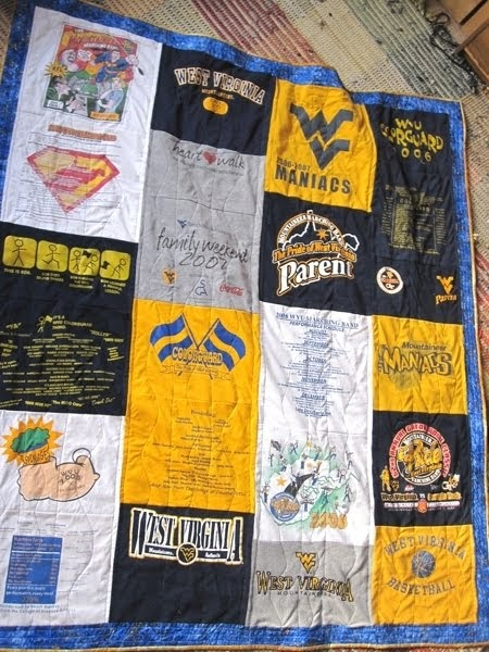 T Shirt Quilt Backing Fabric