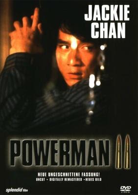 Powerman Jackie Chan
