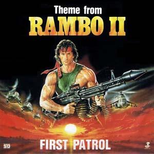 Rambo: 2 Soundtrack