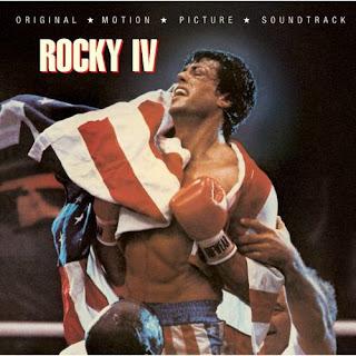 ROCKY IV (1985) - Soundtrack