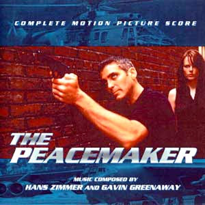 The Peacemaker - Soundtrack