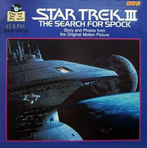 Star Trek 3 - Soundtrack The Search for Spock