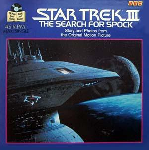 Star Trek 3 - Soundtrack The Search for Spock