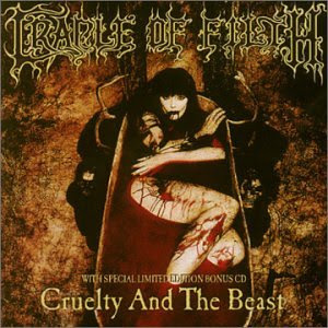 Cradle Of Filth - Cruelty and the Beast (1998)