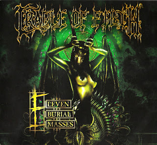 Cradle Of Filth - Eleven Burial Masses (2007)