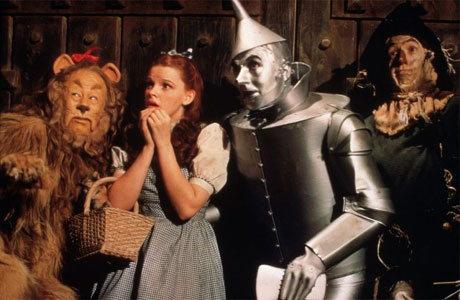 The Horror Digest: Scary Moments in OZ: The Wizard of Oz