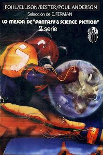 Lo Mejor De Fantasy And Science Fiction (2°Serie)