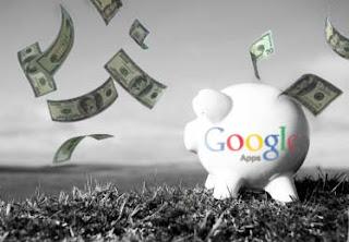 Google's piggy bank
