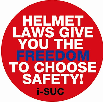bike helmet laws and advocacy