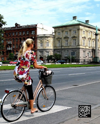 copenhagen cycle chic summerliciousness