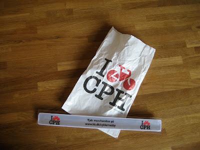 Copenhagen merchandise