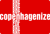 Copenhagenize Flag t-shirt