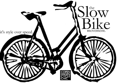 The Slow Bike Movement - Copenhagen, Denmark 2008