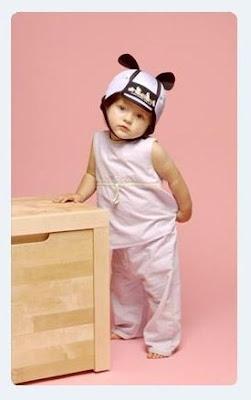 Thudguard hjelme for børn