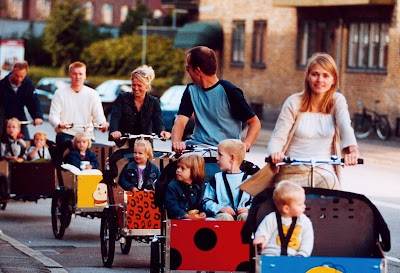 Bellabike.com - Danish cargo bikes at their best
