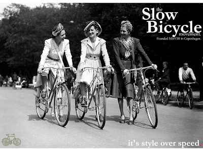 The Slow Bicycle Movement. Embracing Bicycle Culture 2.0