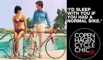 Get a Normal Bike