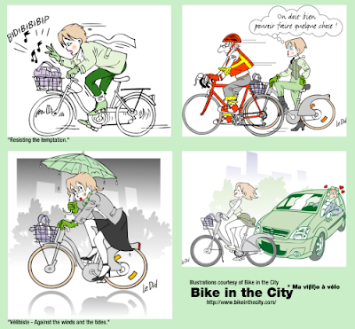 Courtesy of Bike in the City.com